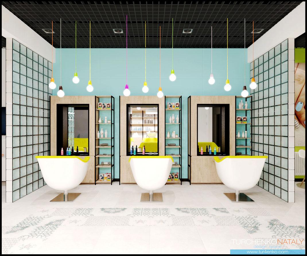 2 дизайн салонов красоты www.tur4enko.com