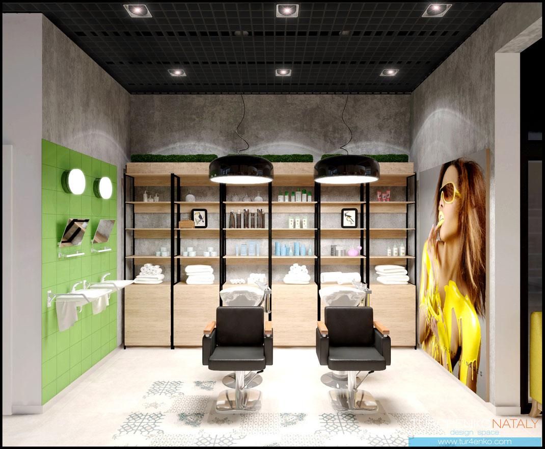 3 дизайн салонов красоты www.tur4enko.com