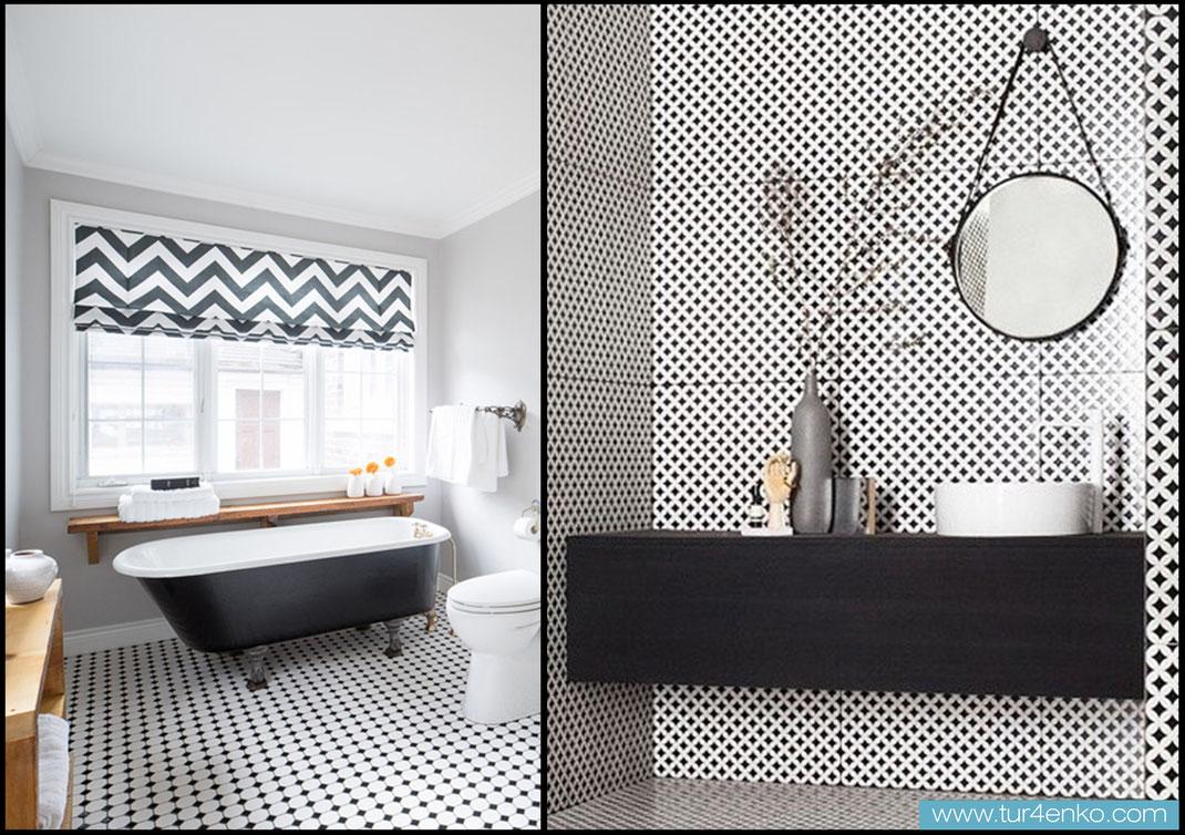 4 плитка пэчворк patchwork tile в ванной