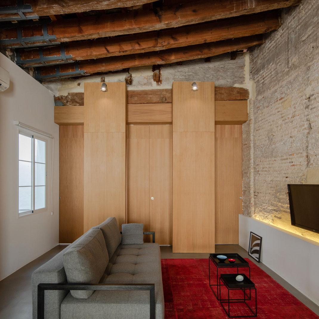 6 дизайн квартиры в скандинавском стиле www.tur4enko.com