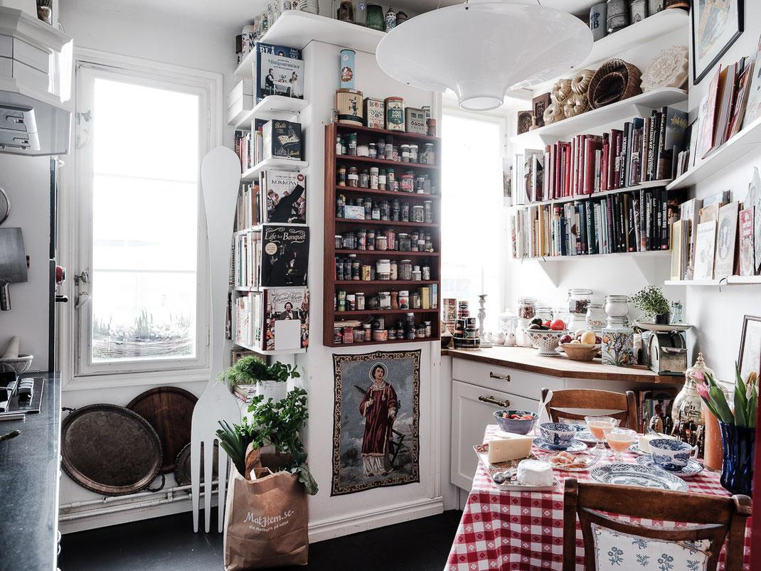 12 дизайн квартиры в скандинавском стиле www.tur4enko.com