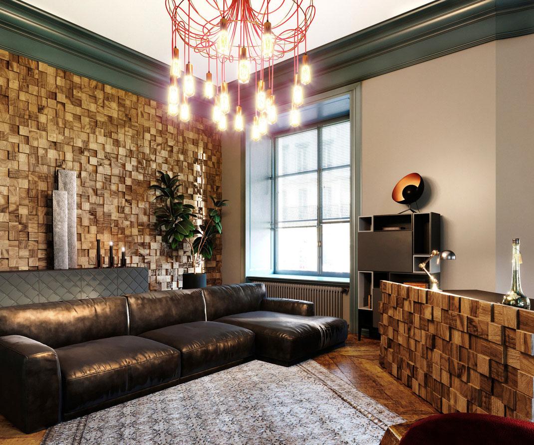 6 дизайн квартир в Москве 89163172980