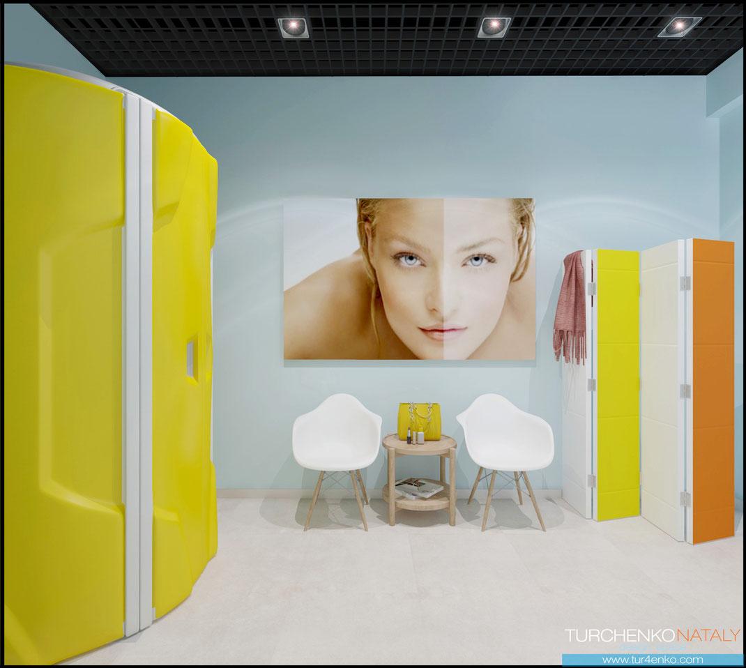 10 дизайн салонов красоты www.tur4enko.com