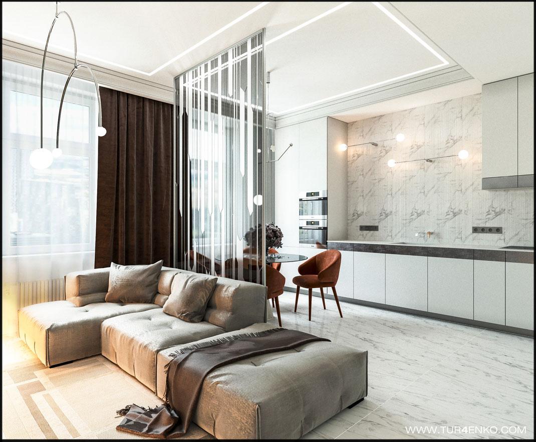 3 дизайн квартир москва 89163172980