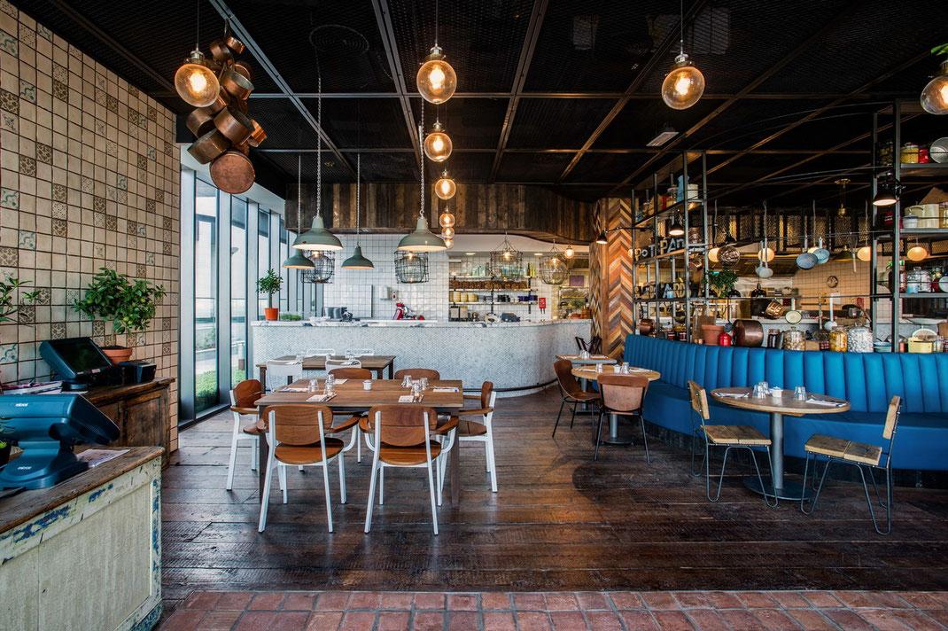 3 Дизайн ресторанов под ключ в Москве tur4enko.com