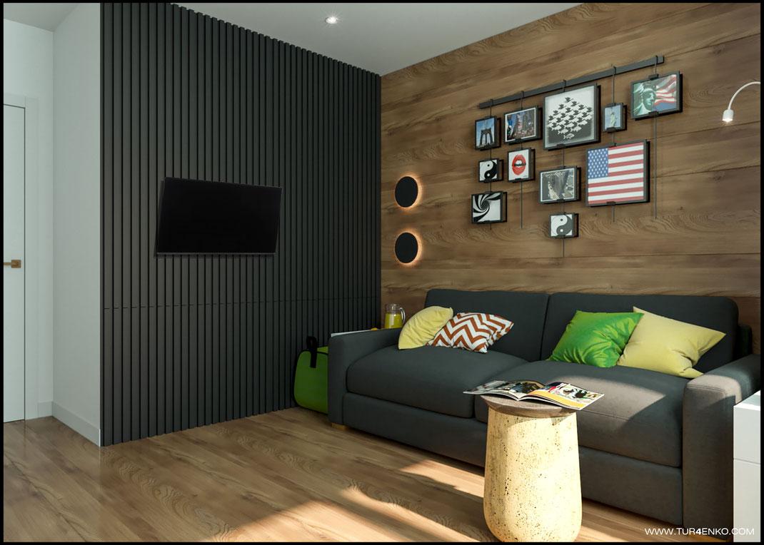 идеи для подростковой комнаты для мальчика ЖК Среда  89163172980