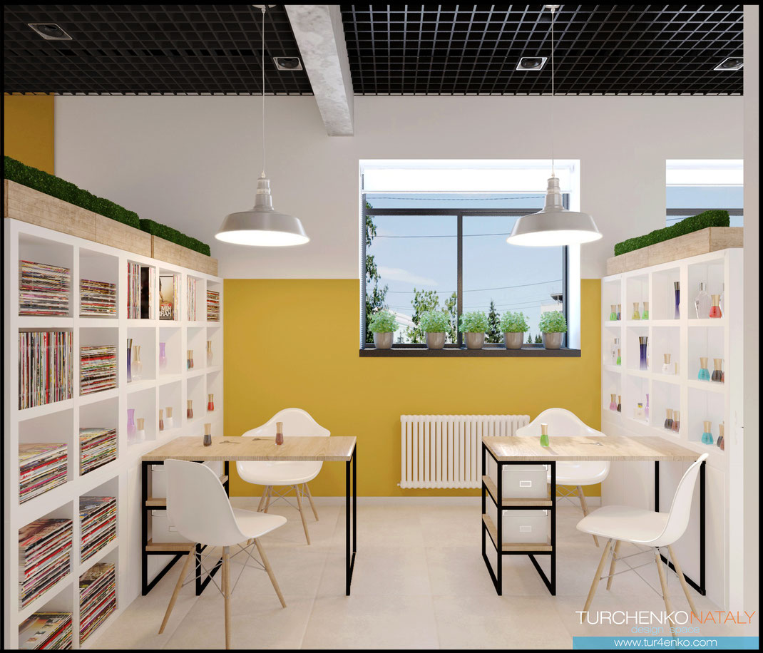 5 дизайн салонов красоты www.tur4enko.com