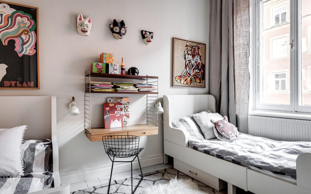 13 дизайн квартиры в скандинавском стиле www.tur4enko.com