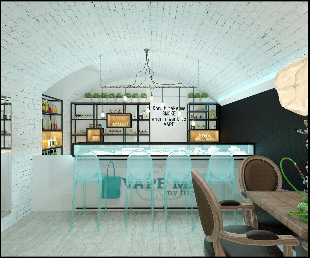 5 Дизайн ресторанов в Москве @tur4enkonataly