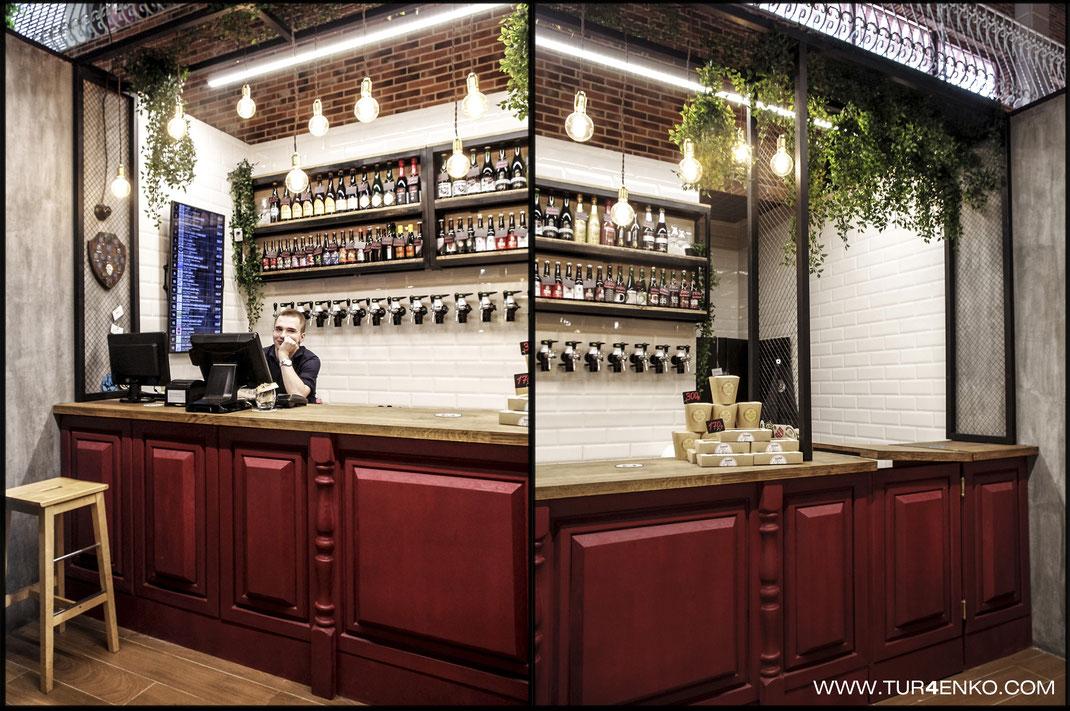 5 Дизайн ресторанов в Москве 89163172980