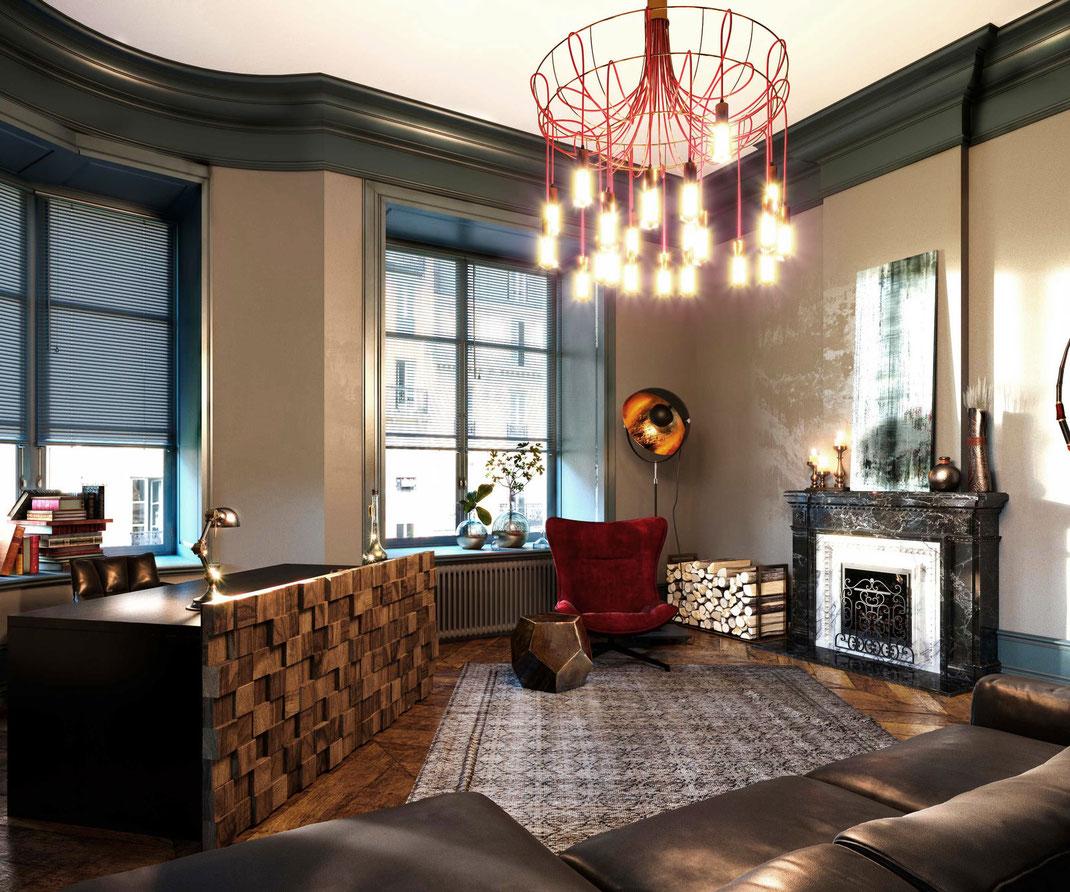 5 дизайн квартир в Москве 89163172980