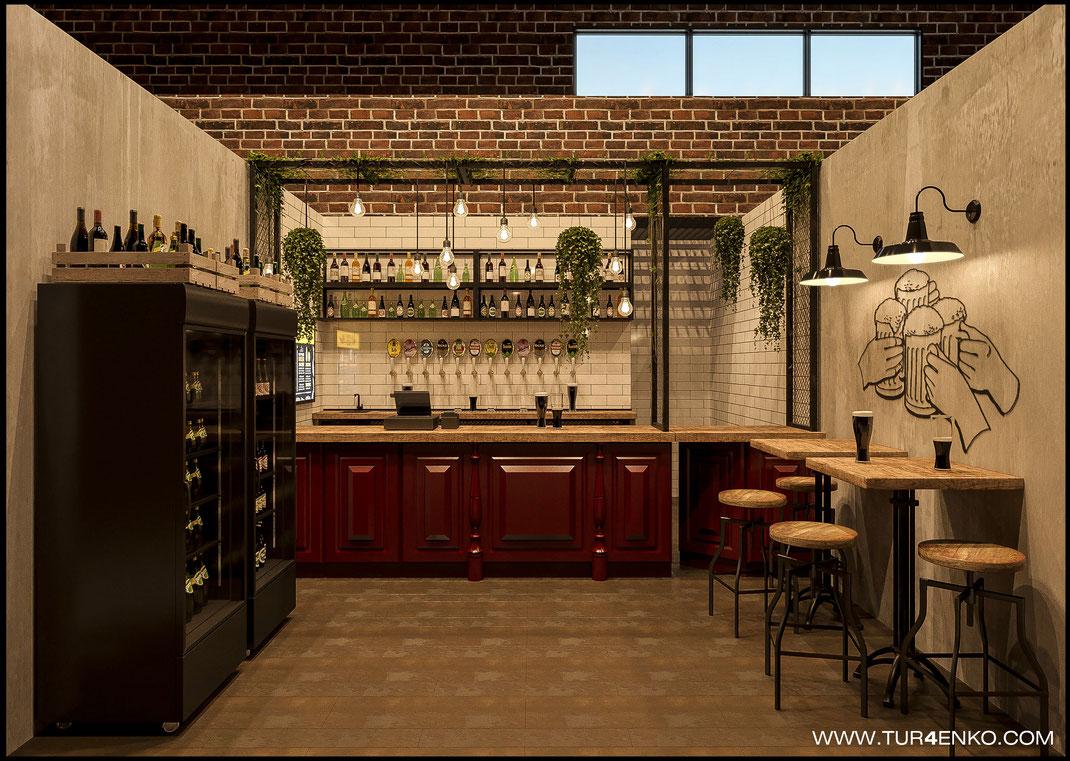2 Дизайн ресторанов в Москве 89163172980
