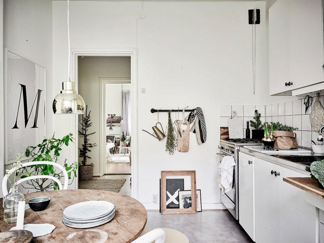 7 дизайн квартиры в скандинавском стиле www.tur4enko.com