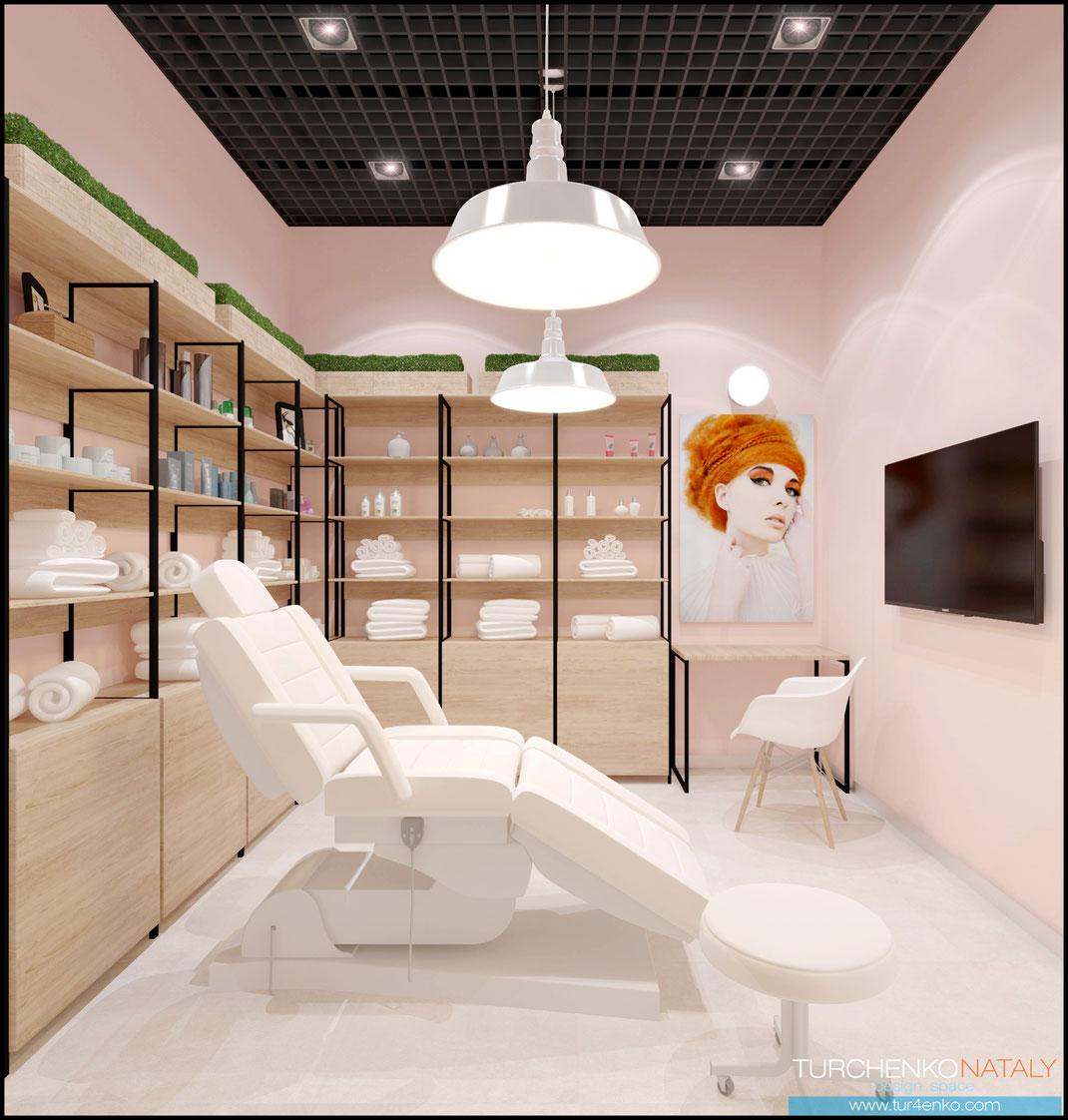 8 дизайн салонов красоты www.tur4enko.com