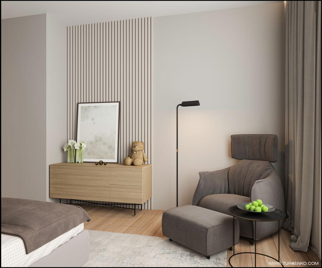 дизайн гостевой комнаты  89163172980 www.tur4enko.com.com