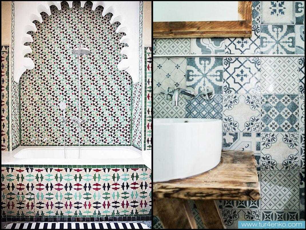 11 плитка пэчворк patchwork tile в ванной