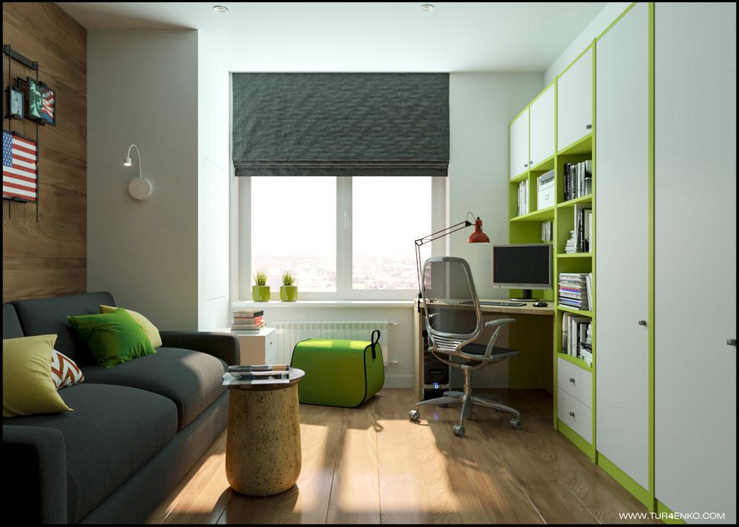 детская комната для мальчика дизайн в ЖК Среда  89163172980