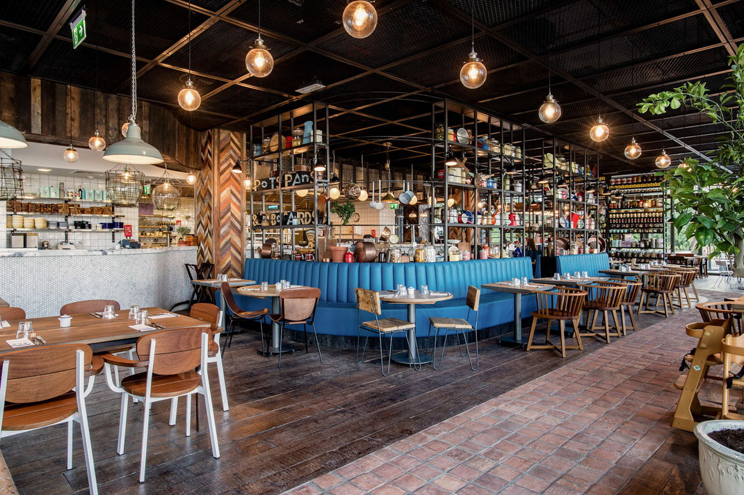 9 Дизайн ресторанов под ключ в Москве tur4enko.com
