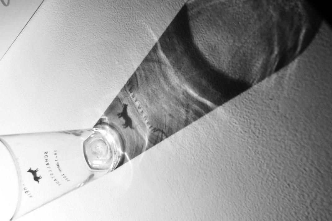 """Kunstverein Schallstadt """"Wii Gläsle"""" - Ausstellung Bernd Völkle"""