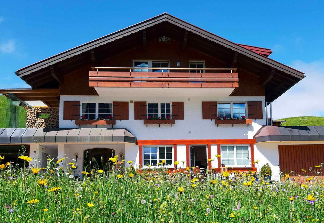 Ferienwohnung im Kleinwalsertal – Michael Fritz, Ferienwohnung in Riezlern