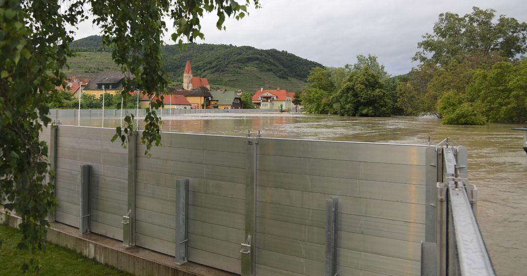 Hochwasserfotos
