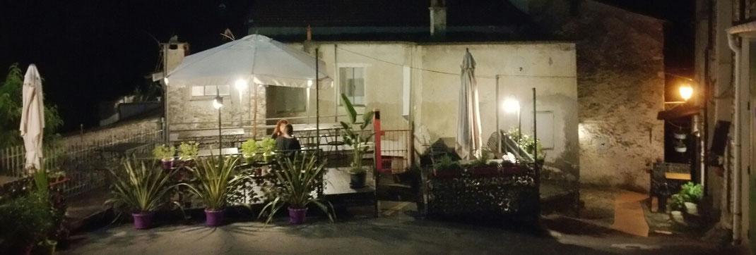 Casa della Rocca, Samstag 22.00 Uhr: Nix los