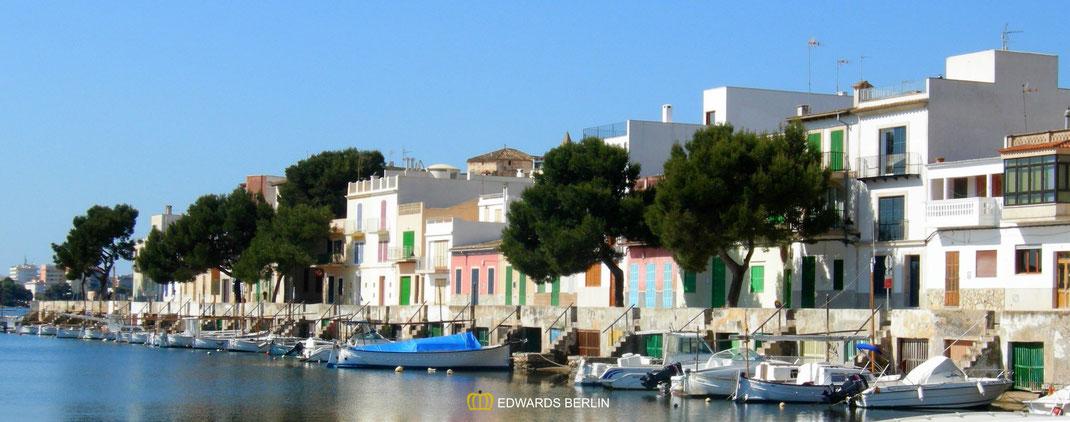 Portocolom, Balearen