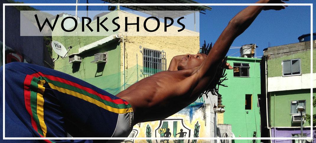Workshops Angola Luanda