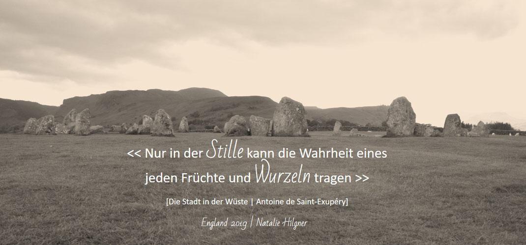 Achtsamkeit Natalie Hilgner Bogenschießen Naturrituale