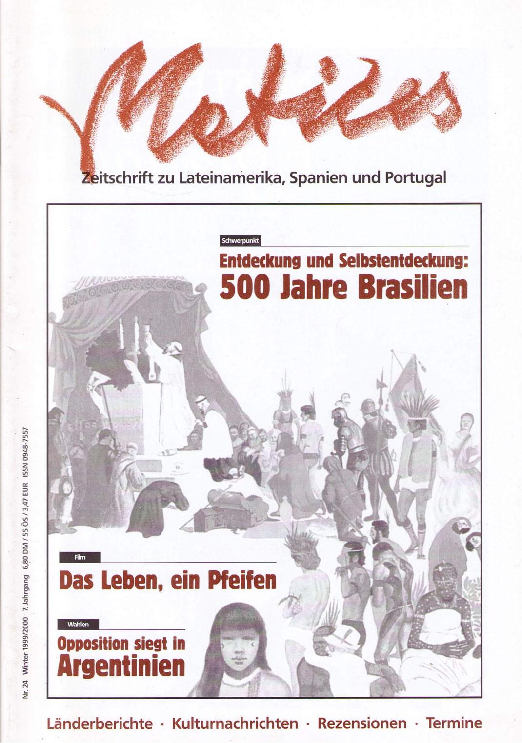Ausgabe 97: Amazonas