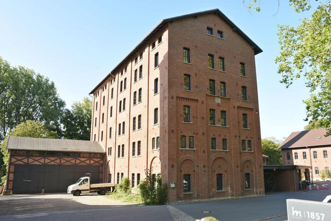 Mühlenwerk 1857