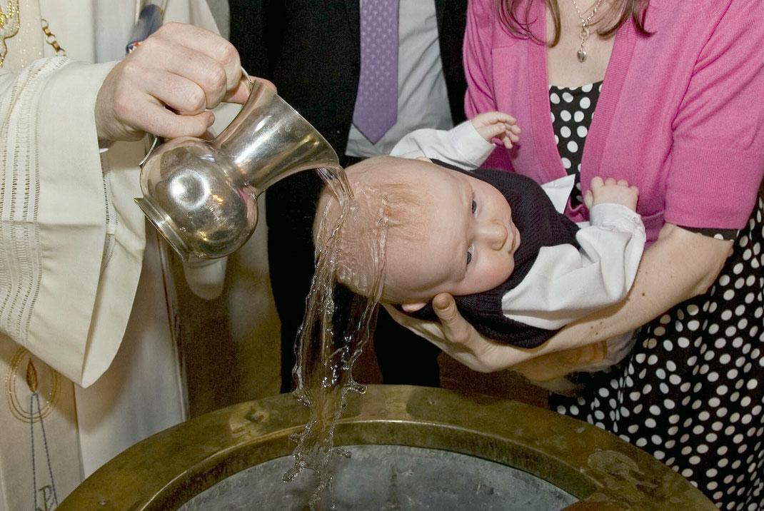 Fotos zur Taufe