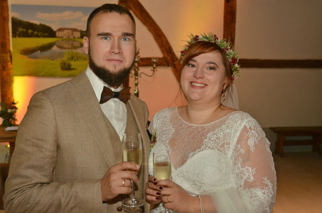 heiraten am Schloss Möhler