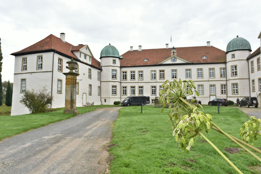 Trauung am Schloss Hünefeld