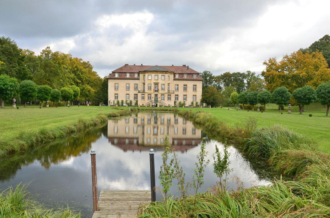 Hochzeit auf Schloss Möhler