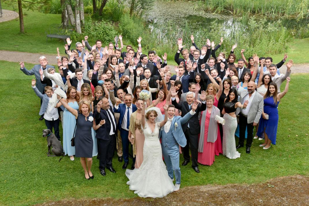 Hochzeit auf Bombecks Hof Rheda