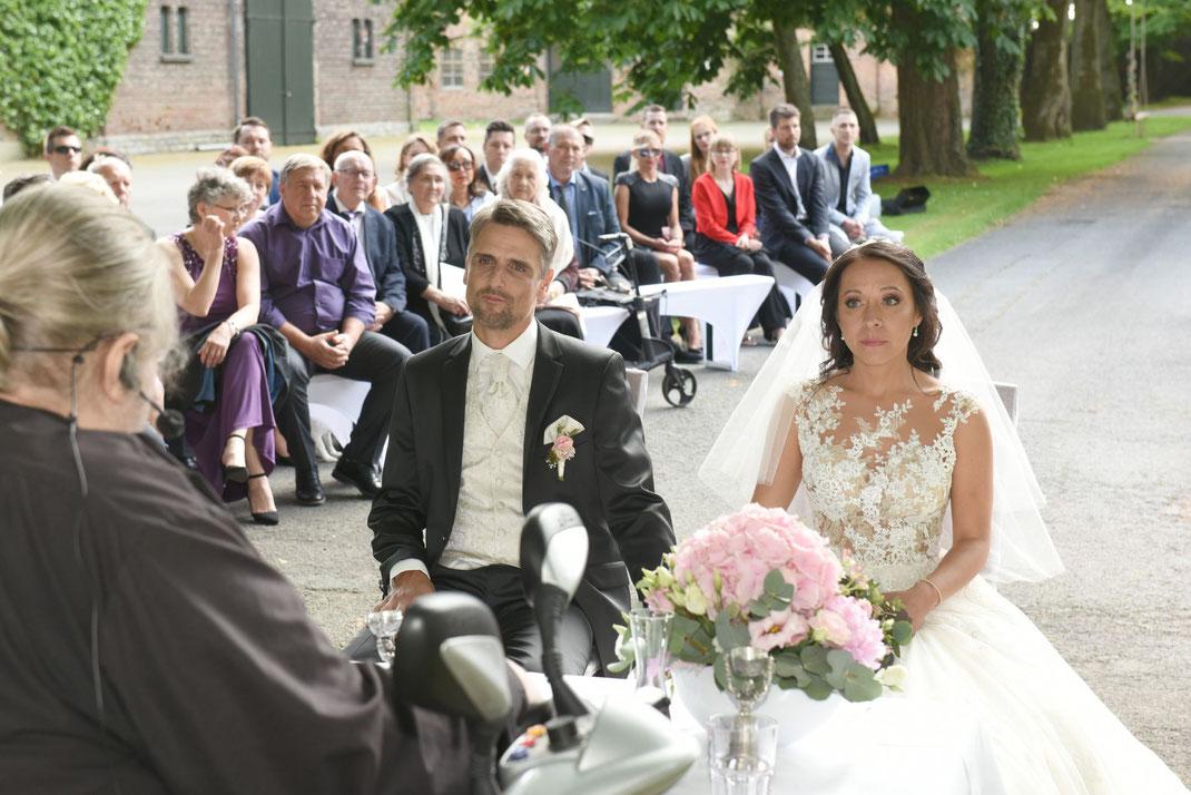 Hochzeit auf Gut Ringelsbruch