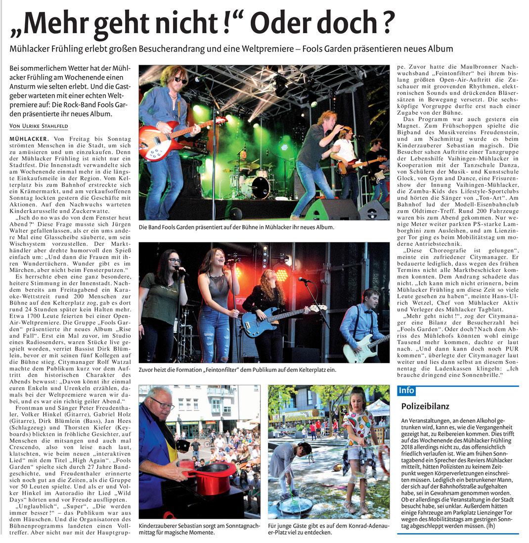 Mühlacker Tagblatt