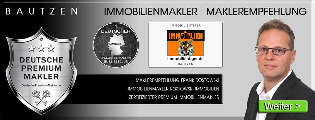IMMOBILIENMAKLER BAUTZEN FRANK ROSTOWSKI IMMOBILIEN MAKLEREMPFEHLUNG