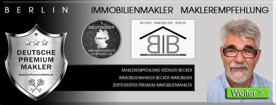 IMMOBILIENMAKLER BERLIN BECKER IMMOBILIEN IMMOBILIEN MAKLEREMPFEHLUNG