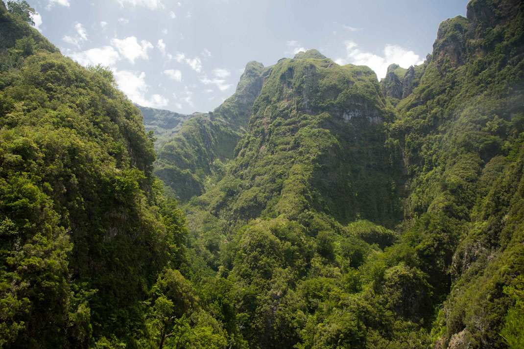 Ribeiro Grande wandern Levadawandern Caldeirao Inferno wandern Madeira