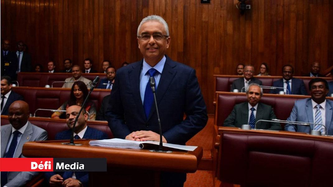 Budget 2019 / 2020 - Le grand Oral de Pravind Jugnauth.