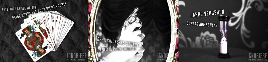 "Marc Groneberg | Song ""Ignoriere"" | Promotion | Foto - Bilderrätsel | EP Jeremiah"