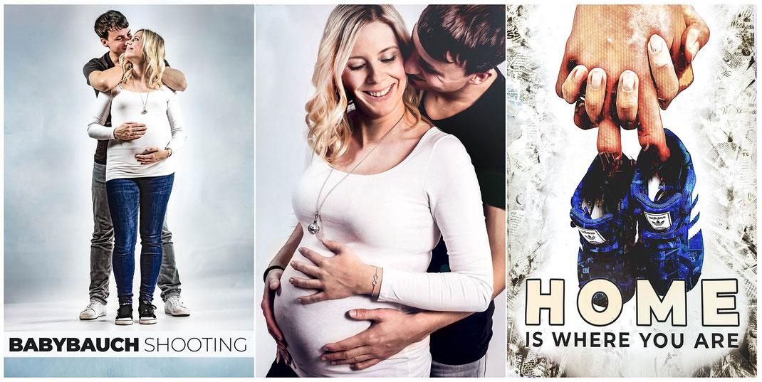 Babybauch Fotoshooting Hannover. Die schönste Erinnerung an deine Schwangerschaft.