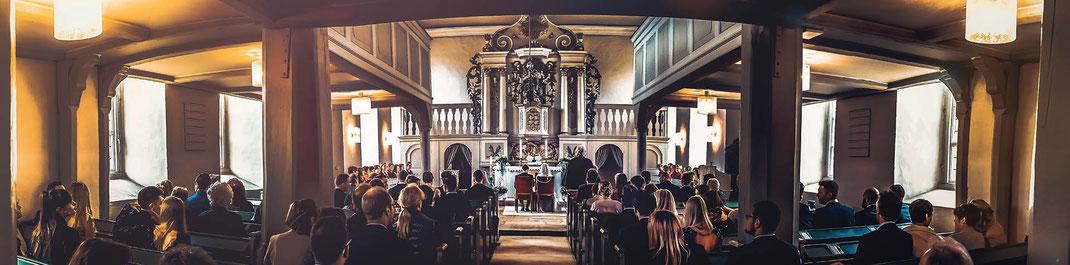 Kreative Hochzeitsfotografie von Simon Knösel