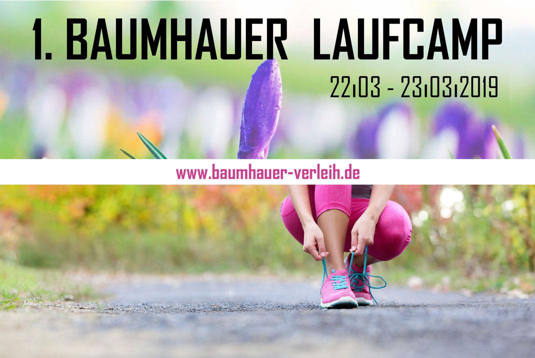 Baumhauer Outdoorsport LAUFCAMP 2019