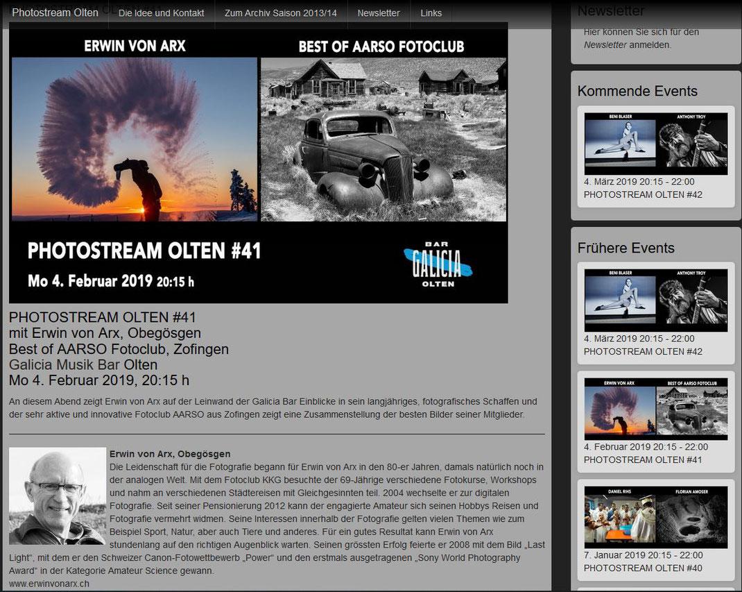 Photostream Olten
