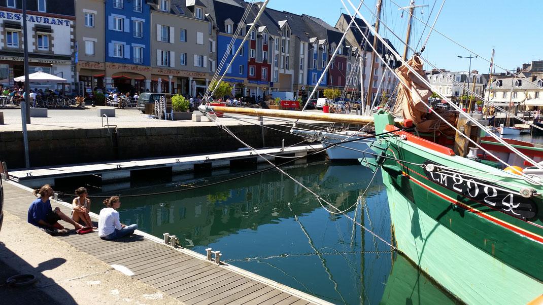 Paimpol en Bretagne