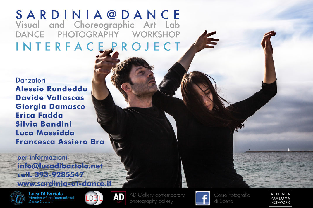 SARDINA@DANCE | DANCE PHOTOGRAPHY WORKSHOP | CORSO DI FOTOGRAFIA DI DANZA | SARDEGNA  | PROGETTO INTERFACE | ALESSIO RUNDEDDU