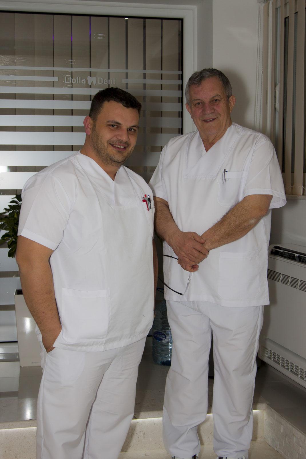 Dr. Miradin Llolla, Ulcinj